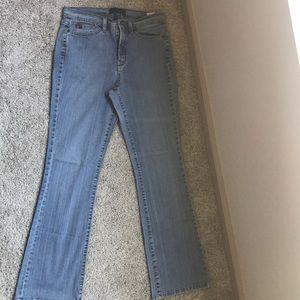 Jeanstar distressed denim jeans size 10